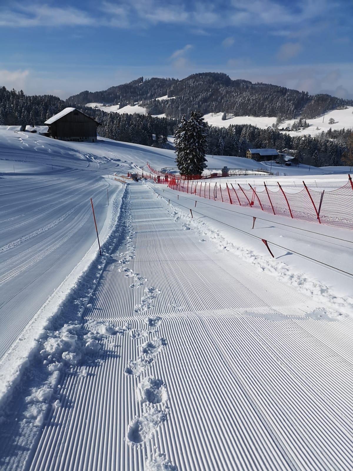 Bischofsberg schneesicher